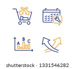 survey results  cross sell and... | Shutterstock .eps vector #1331546282
