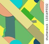 flat material design   creative ... | Shutterstock .eps vector #1331695532