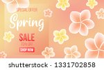 spring background with...   Shutterstock .eps vector #1331702858