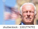 happy adult senior political... | Shutterstock . vector #1331774792