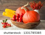 beautiful composition of fresh... | Shutterstock . vector #1331785385