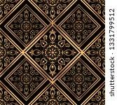 luxury royal pattern seamless...   Shutterstock .eps vector #1331799512