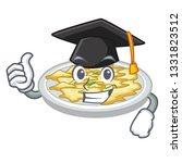 graduation scrambled egg in the ... | Shutterstock .eps vector #1331823512