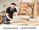 young man as start up founder... | Shutterstock . vector #1331919698
