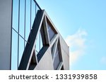 abstract image of looking up at ... | Shutterstock . vector #1331939858