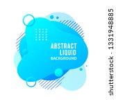modern abstract vector banner ... | Shutterstock .eps vector #1331948885