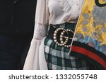 milan  italy   february 20 ...   Shutterstock . vector #1332055748