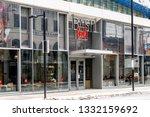 toronto  canada   march 04 ... | Shutterstock . vector #1332159692