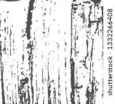 grunge black and white distress ... | Shutterstock .eps vector #1332266408