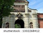 sights of st. petersburg.... | Shutterstock . vector #1332268412