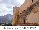nakhal  oman   february 18 ... | Shutterstock . vector #1332274922