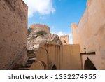 nakhal  oman   february 18 ... | Shutterstock . vector #1332274955
