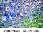 beautiful background of colored ...   Shutterstock . vector #1332293882