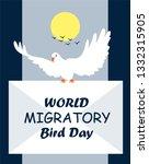 Banner For World Migratory Bir...