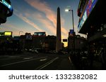 buenos aires federal district...   Shutterstock . vector #1332382082