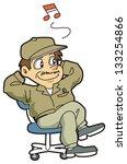 favorable | Shutterstock .eps vector #133254866