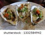 Nihon Makaki Ponzu Or Oysters...