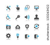 accessibility,account,administrator,calendar,cloud,cloud computing,computer icon,date,display,energy,eps10,file,gear,icon,icon set