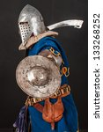 Image Of Knight Who Is Standin...