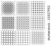 geometrical vector abstract... | Shutterstock .eps vector #13327552