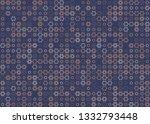 beautiful seamless geometric... | Shutterstock .eps vector #1332793448