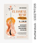 Classical Music Festival Poster ...