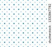 seamless polka dot pattern ... | Shutterstock .eps vector #1332867782