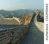 great wall of beijing china   Shutterstock . vector #1332900062