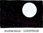 vector illustration of full... | Shutterstock .eps vector #133295018