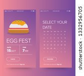 egg festival ticket booking app ...
