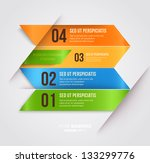 modern banner for business web... | Shutterstock .eps vector #133299776