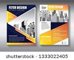 business abstract vector... | Shutterstock .eps vector #1333022405
