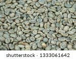 washed process of raw organic... | Shutterstock . vector #1333061642