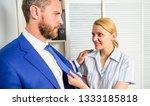 female take sexual initiative.... | Shutterstock . vector #1333185818