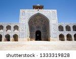 mosque. mosque. sightseeing in... | Shutterstock . vector #1333319828
