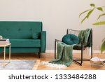 minimalistic and stylish home... | Shutterstock . vector #1333484288