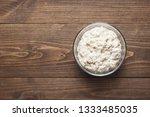 minimalistic food background ... | Shutterstock . vector #1333485035