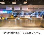 hong kong  china   circa...   Shutterstock . vector #1333597742