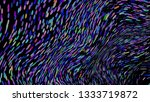 colourful simple abstract... | Shutterstock .eps vector #1333719872