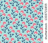 seamless pattern background... | Shutterstock .eps vector #1333721855