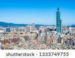 beautiful architecture building ... | Shutterstock . vector #1333749755