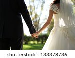 Wedding Theme  Holding Hands...