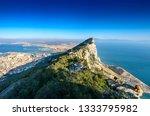 Aerial Panoramic View Of Top Of ...