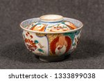 antique teaware collection of... | Shutterstock . vector #1333899038