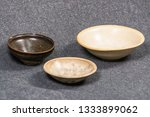 antique teaware collection of... | Shutterstock . vector #1333899062