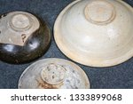antique teaware collection of... | Shutterstock . vector #1333899068
