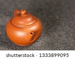 antique teaware collection of... | Shutterstock . vector #1333899095