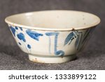 antique teaware collection of... | Shutterstock . vector #1333899122