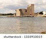 tonnara and swabian tower in...   Shutterstock . vector #1333910015