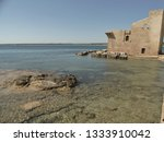 tonnara and swabian tower in...   Shutterstock . vector #1333910042